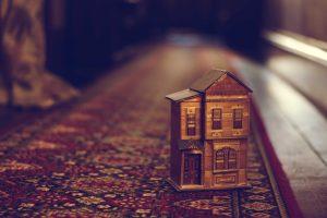 making a home is a process not a destination