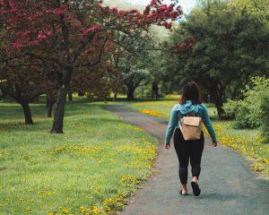 walking is free